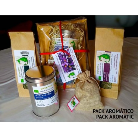 Pack Regalo Aromático