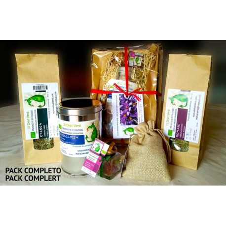 Pack Regalo Completo